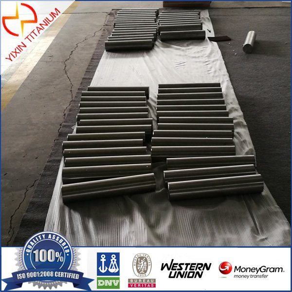 ASTM B348 GR5 titanium bar export