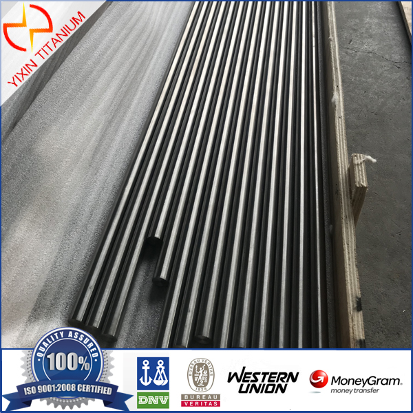 Titanium Bar Ultrasonic Testing Level A - AMS4928 TI6AL4V