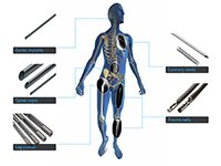 Titanium in medical applications
