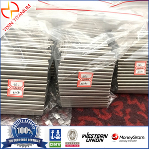 Titanium Bar/Rod for screw machining