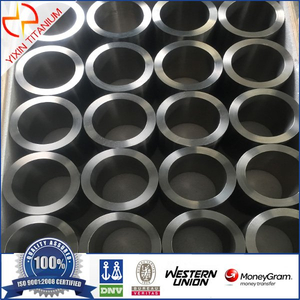 Pure Titanium Ring with Heavy Wall Tube-Yixin