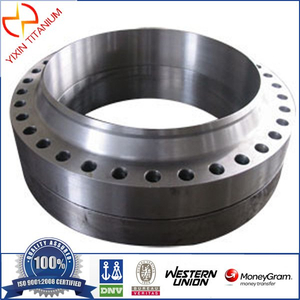 ASTM B381 Gr2 Titanium Forged Slip-On Flange As Per Client Drawing