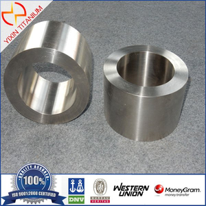 Gr28 Titanium Forged Ring - Subsea Oil & Gas