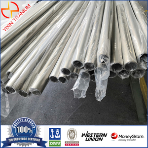 Titanium Alloy Pipe GR9 Tube