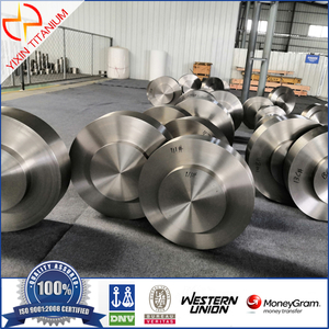 Titanium impeller forgings/ Titanium Compressor forgings